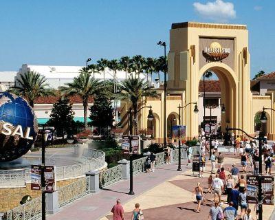 Universal Orlando Getaway! 3 Chic Units Near Theme Parks - Florida Center