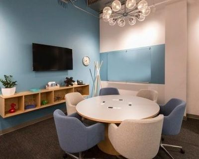 """Private office for 5-6 people ALL INCLUSIVE at """"10100 Venice Blvd Culver City United States"""""""