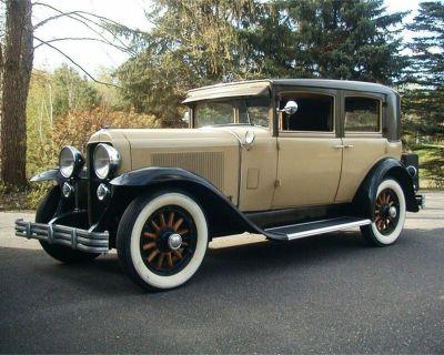1929 Buick Master