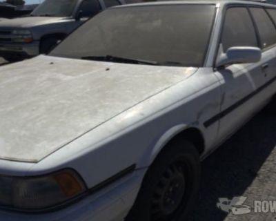 1989 Toyota Camry Wagon