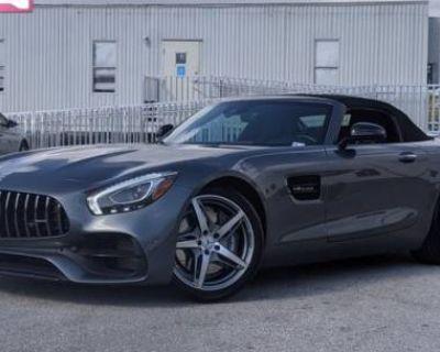 2019 Mercedes-Benz AMG GT Standard