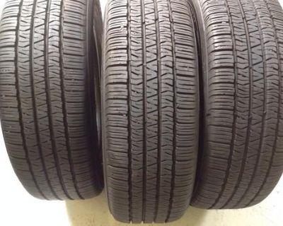 Used Tire 225-65-17 102t Goodyear Viva Authority M+s