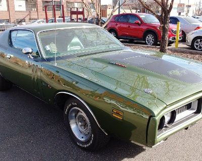 1971 Dodge Charger RT- Un-Restored Survivor