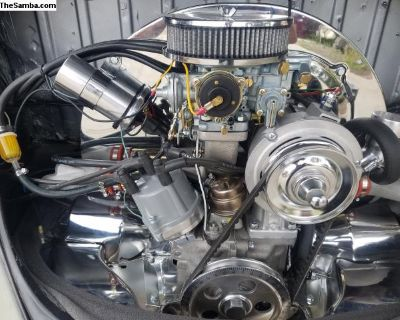 2110cc all new with single carb super high torque