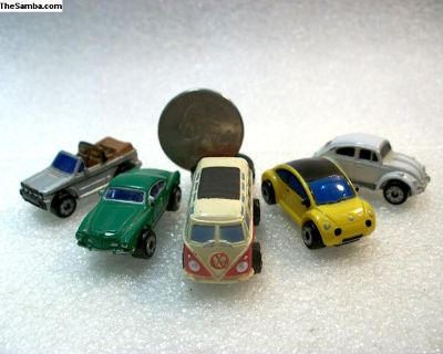 Micro Machines Collection #9
