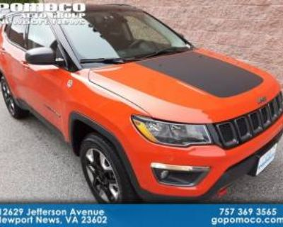 2017 Jeep Compass 2017.5 Trailhawk 4WD