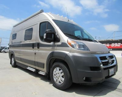 2018 Hymer Aktiv AVAILABLE NOW