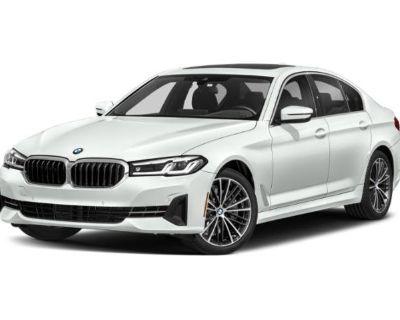 New 2021 BMW 5 Series 540i RWD Sedan