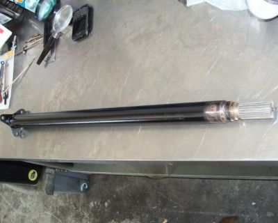 Bmw X5 Transfer Case Front Drive Shaft 1 Inch Longer For This *see Pictures*