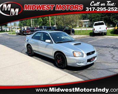 Used 2005 Subaru Impreza Sedan (Natl) 2.0 WRX Auto