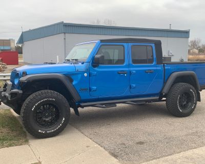 Michigan - Premium Soft top, used about 3 months $1600.00