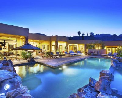 'Citrus Estate' Secluded Luxury Compound in Palm Desert - Palm Desert