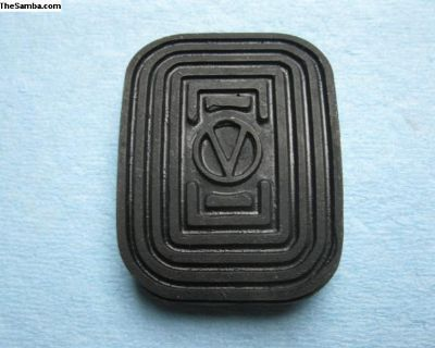 311721173A new rubber brake clutch pedal cover