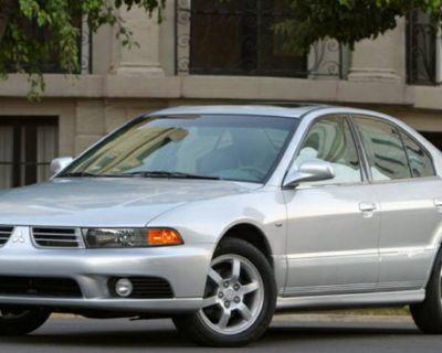 2003 Mitsubishi Galant ES