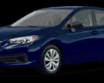 2021 Subaru Impreza 2.0i