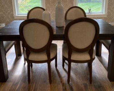 Restoration Hardware/Brimfield/Bassett Furniture for Sale
