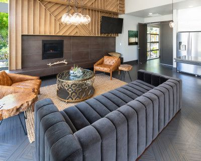 Modern Event Lounge with Game Room, San Mateo, CA