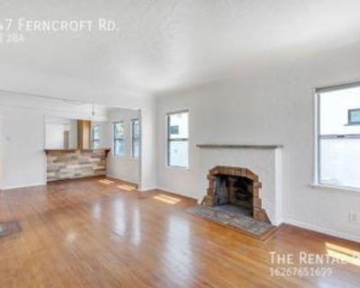 3447 Ferncroft Rd, Los Angeles, CA 90039 3 Bedroom House