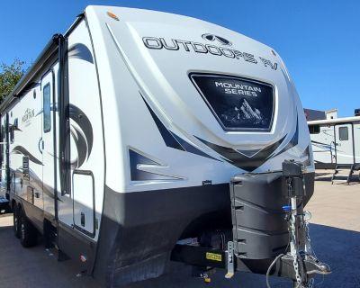 2021 Outdoors RV Timber Ridge 24RLS