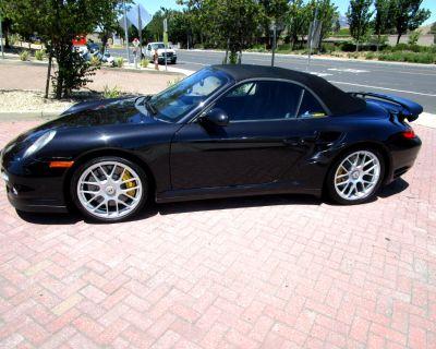 Used 2013 Porsche 911 TURBO S AWD CABRIOLET**SPORT HEAT-AC SEATS**PDK AU