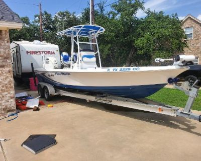 2014 Blue Wave 2400 Pure Bay