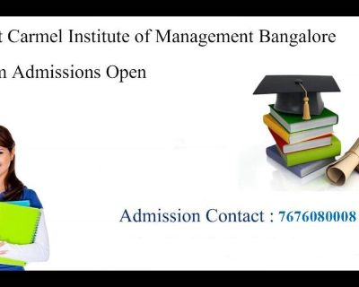 Mount Carmel College Bangalore Admission