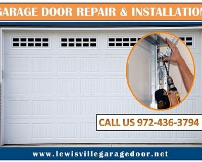 Immediately Response on Garage Door Repair ($25.95) 75056, TX