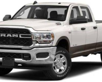 2020 Ram 3500 Longhorn