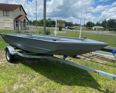 2021 Alweld 1652VSTK Panfish Aluminum Fish Boats Perry, FL