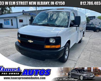 "Used 2015 Chevrolet Express Commercial Cutaway 3500 Van 139"""