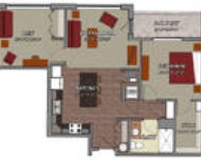 Lilly Preserve - 1 Bed 1 Bath Den Style C1
