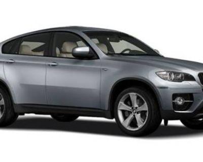 2009 BMW X6 35i