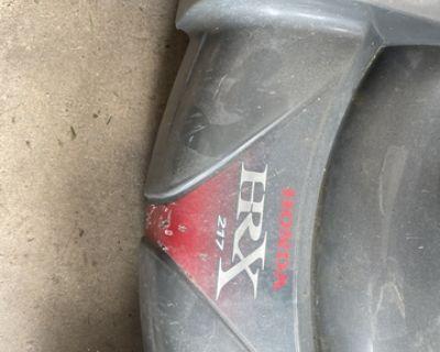 Honda HRX 217 Mower