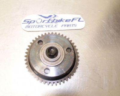 99-03 Suzuki Hayabusa Gsxr 1300 Gsx-r Starting Gear One Way Clutch Engine Motor