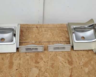 1966 Plymouth 1/4 Panel & Tail Light Parts