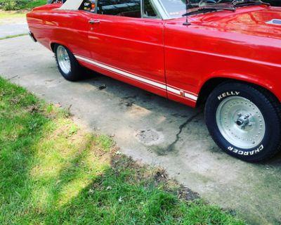 1966 Ford Fairlane Convertible