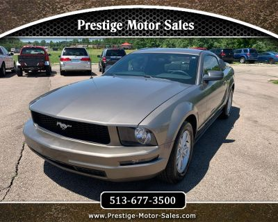 Used 2005 Ford Mustang V6 Deluxe Coupe