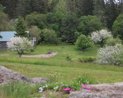 Ocean Bay Cottage (Rossport by the Sea) over looking Eagle Pond and Cobscook Bay - Eastport