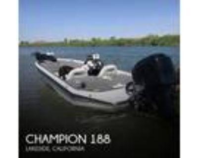 18 foot Champion 188