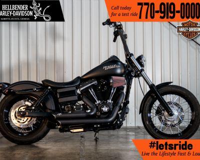 2011 Harley-Davidson Dyna Street Bob Cruiser Marietta, GA