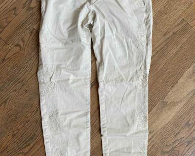 Anne Taylor Loft Capri pants, size 4