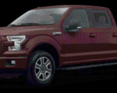 2017 Ford F-150 XLT SuperCrew 5.5' Box 4WD