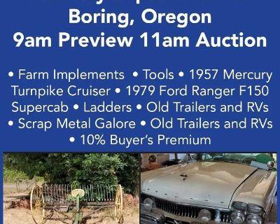 JAHNE CODY AUCTIONS Onsite Farm Auction/Estate Sale