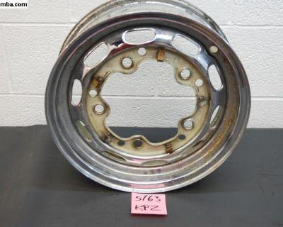 5/63 KPZ Porsche 356 Wheel Chrome Steel #1