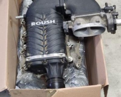 Roush Supercharger complete kit