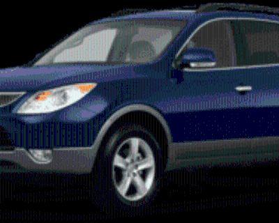 2011 Hyundai Veracruz Limited FWD