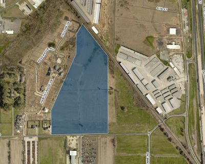 BROUSSARD INDUSTRIAL LAND SITE FOR SALE