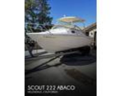 22 foot Scout 222 Abaco