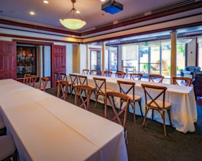 Versatile Event/Work Space in North Beach with Balcony Overlooking Washington Square Park, San Francisco, CA