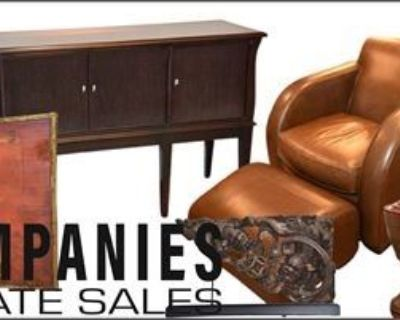 Five Sales in Five Days Including Furniture, Jewelry and More!